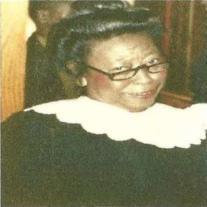 Mrs. Evia Mae Morrison