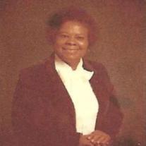 Mrs. Louise G. Brazzle Davis