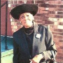 Mrs. Sleetie L. (Little Mama) King