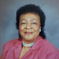 Mrs. Gloristeen Brown Matthewson