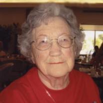Blanche Lee McAllister