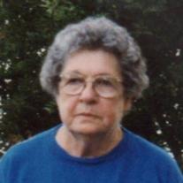 Catherine Aline Radcliffe