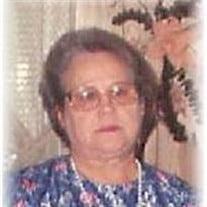Dorothy Mae Hefley