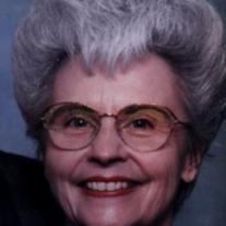 Mrs. Dorothy Anne Brock