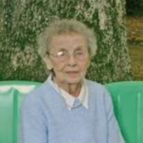 Virgie Ruth Williams Adams