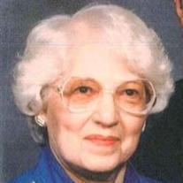 Marjorie Jean Snouffer