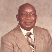 Deacon Sansberry Harvey Sr.