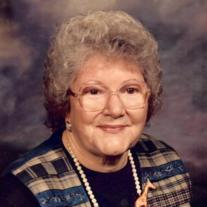 Betty Berniece Farris
