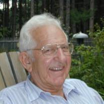 Albert Edward  Weber