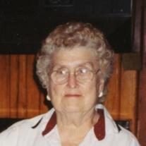 Mrs. Betty June Finch