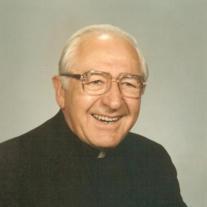 Monsignor Clinton F. Hirsch