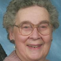 Margaret Minnie Jonas