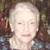 Mrs Mayo B Shirley
