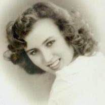 """Constance """"Connie"""" J. Weber"""