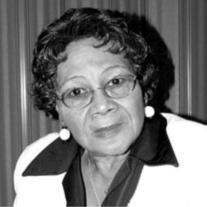 Mrs. Henrietta Holmes George