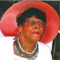 Ms Earnestine  Gray Williams