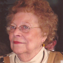 Mrs. Harriet Ann Stock