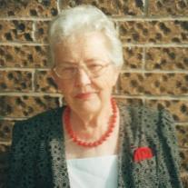 Betty M.  McKinley