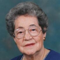 Mary Frances Mays