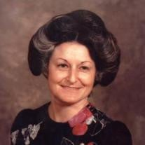 LaNell Sue Jackson Walls