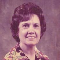 Mrs.  Fannie C Branham