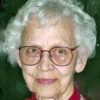Edith Marks Widstrom