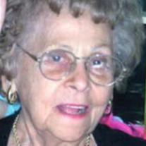 Josephine M. Zuber