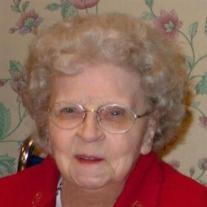 Mrs. Fernande L. Beaudet