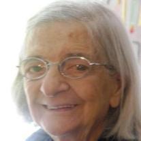 Mrs. Adeline L. Hall
