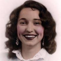Betty Imogene Westbrooks Lanzo