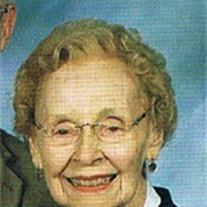 """Mary Elizabeth """"Mary Lib"""" Eichelberger"""