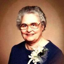 Mrs. Ruby Chapman Whisnant