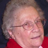LaVergne  Anne Agnes  Green (née Gunther),