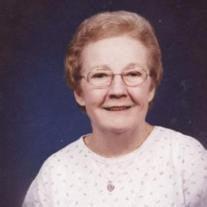 "Virginia ""Jean"" E.  Peterson"