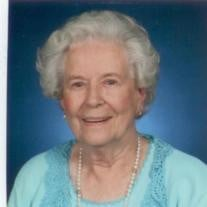 Mrs. Margaret Stuart Weir