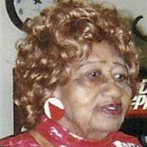 """Mrs. Marie """"Big Momma"""" Winkley"""