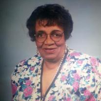 Senora Jacqueline Bickerstaff
