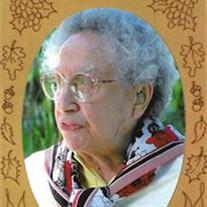 Eleanor Willoughby Butler