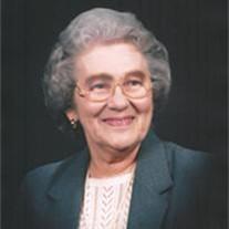 Doris C. Bolin