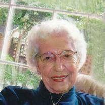 """Eileen M.  """"Pete"""" Reeves"""
