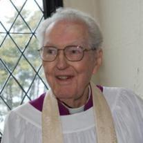 Rev. Canon James E. Purdy