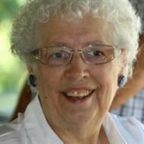 Gloria M. McCullough