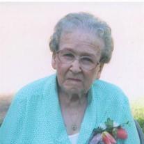 Gladys Dorothy Bignell