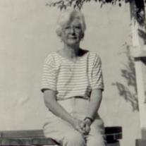 Janet Elizabeth Wright Faison