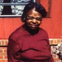 Mrs. Dorothy Jean Williams Carver