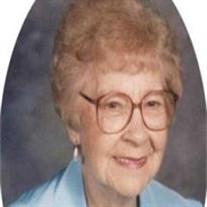 Gladys  Frahm