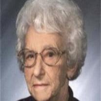 Gladys  Bjornson