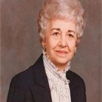 Margaret Pederson Lundeby