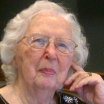 Miriam  Cosand Ward