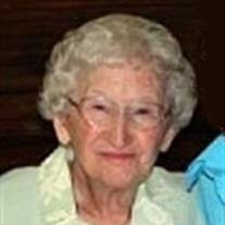 Geraldine Wright Dickerson